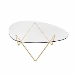 Table basse Gubi PEDRERA COFFEE TABLE