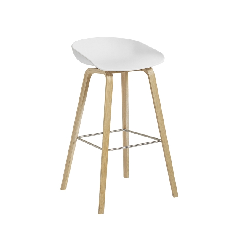 Tabouret haut Hay ABOUT A STOOL AAS 32 H75