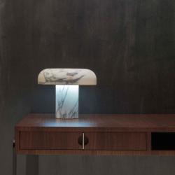 Lampe à poser Haymann MARIE marbre