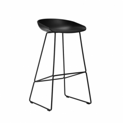 Tabouret haut Hay ABOUT A STOOL AAS 38 H74