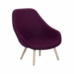 Fauteuil ABOUT A LOUNGE CHAIR AAL 92 HAY