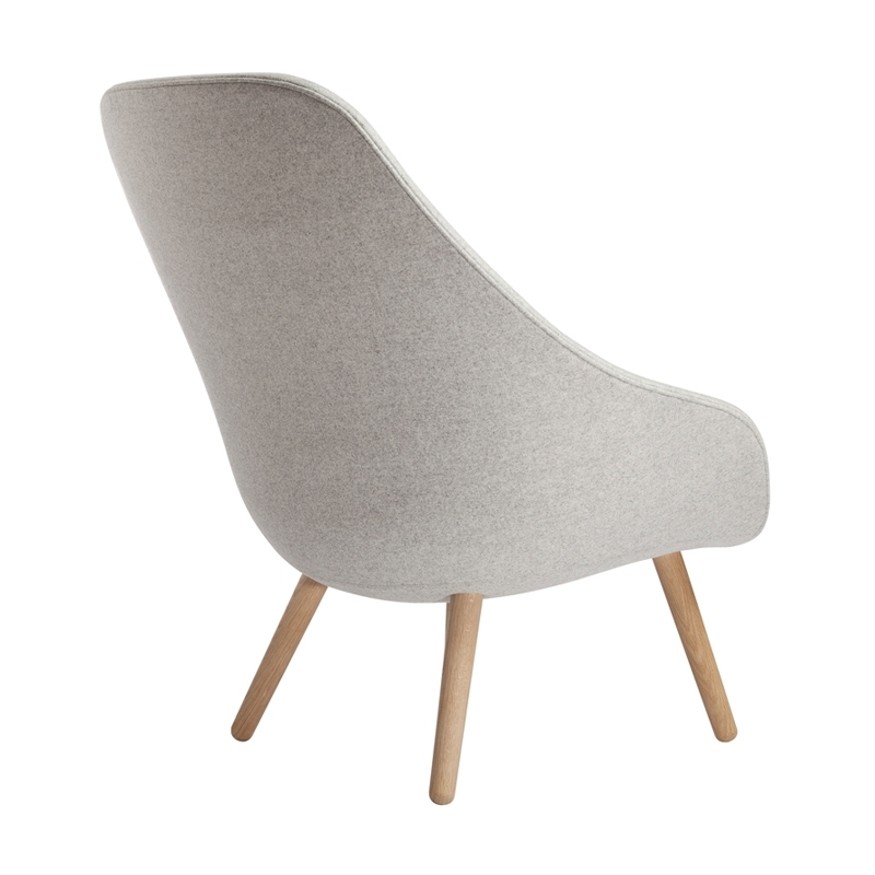 ABOUT A LOUNGE CHAIR AAL 92