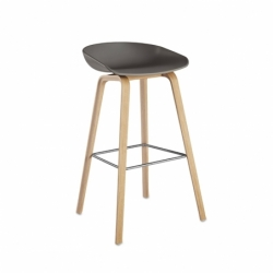 Tabouret haut ABOUT A STOOL AAS 32 H75 HAY