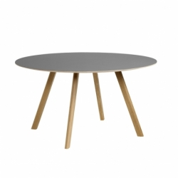Table COPENHAGUE ROUND TABLE CPH25  Ø140 HAY