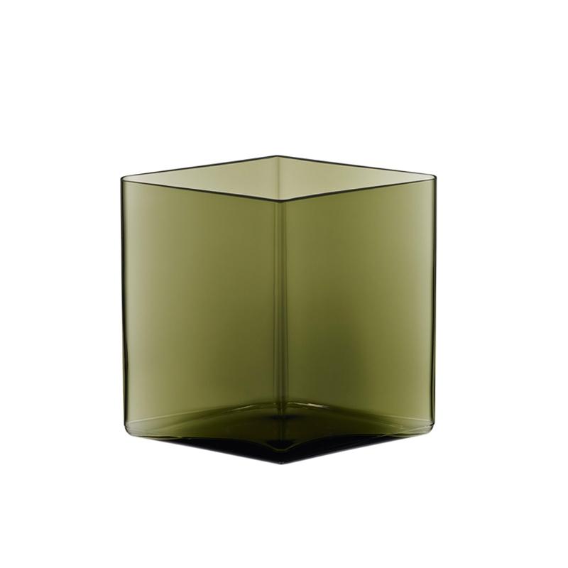 Vase Iittala Vase RUUTU L 20,5 x H 18