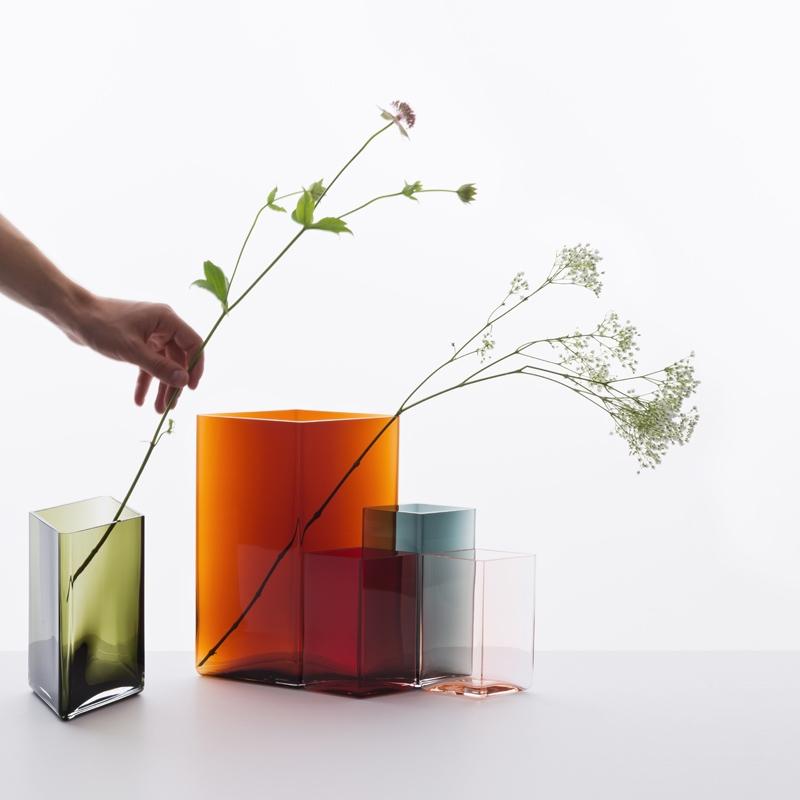 Vase RUUTU L 20,5 x H 18