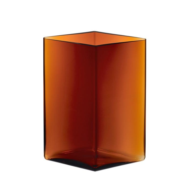 Vase Iittala Vase RUUTU L 20,5 x H 27