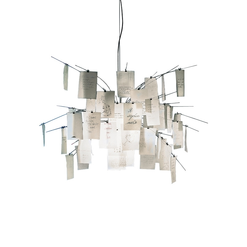 zettel 39 z 5 suspension ingo maurer silvera. Black Bedroom Furniture Sets. Home Design Ideas