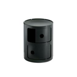 Meuble de rangement COMPONIBILI 2 tiroirs KARTELL