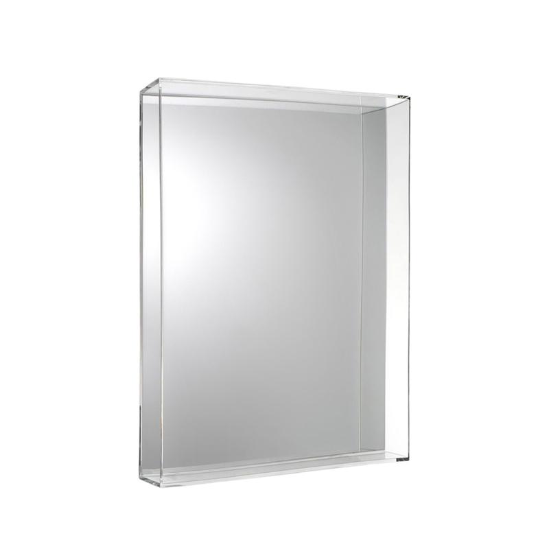 Miroir only me 50x70 miroir kartell silvera for Miroir kartell starck
