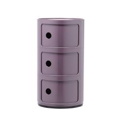 Meuble de rangement COMPONIBILI 3 tiroirs KARTELL