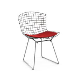 Chaise BERTOIA avec galette d'assise KNOLL