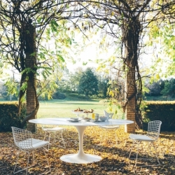 Chaise Knoll BERTOIA OUTDOOR