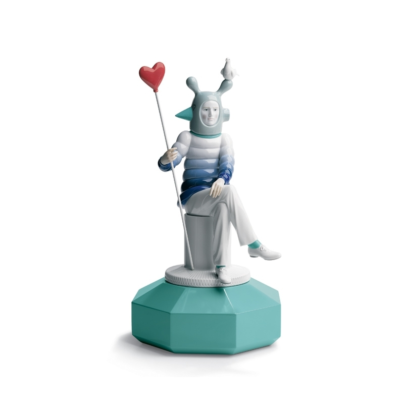 Objet insolite & décoratif Lladro THE LOVER I