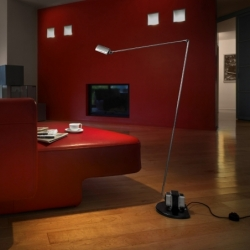 Lampadaire Lumina DAPHINE TERRA LED