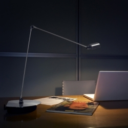 Lampe de bureau Lumina CLOE LED
