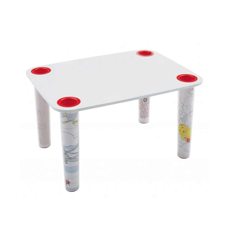 Table & bureau Magis Table LITTLE FLARE uni
