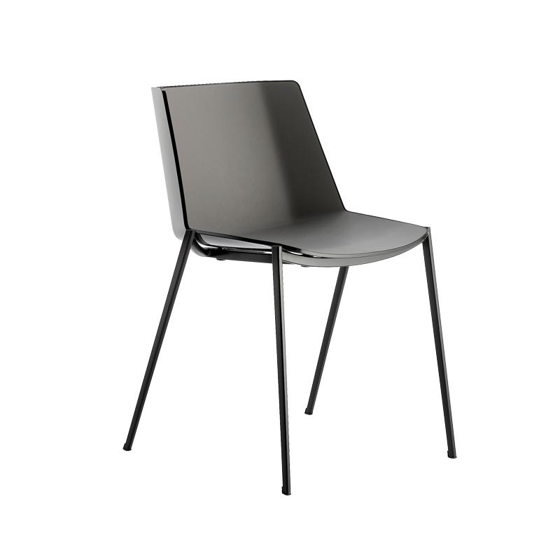 Chaise Mdf AÏKU pieds coniques