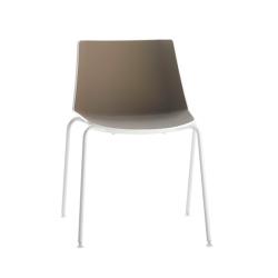 Chaise AÏKU pieds ronds MDF