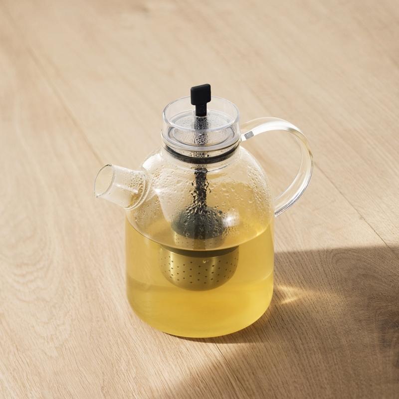 Théière KETTLE MENU avec boule à thé