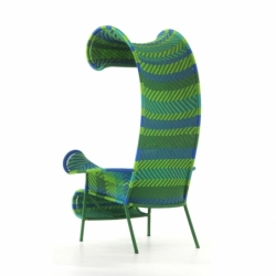 Fauteuil M'AFRIQUE - SHADOWY MOROSO