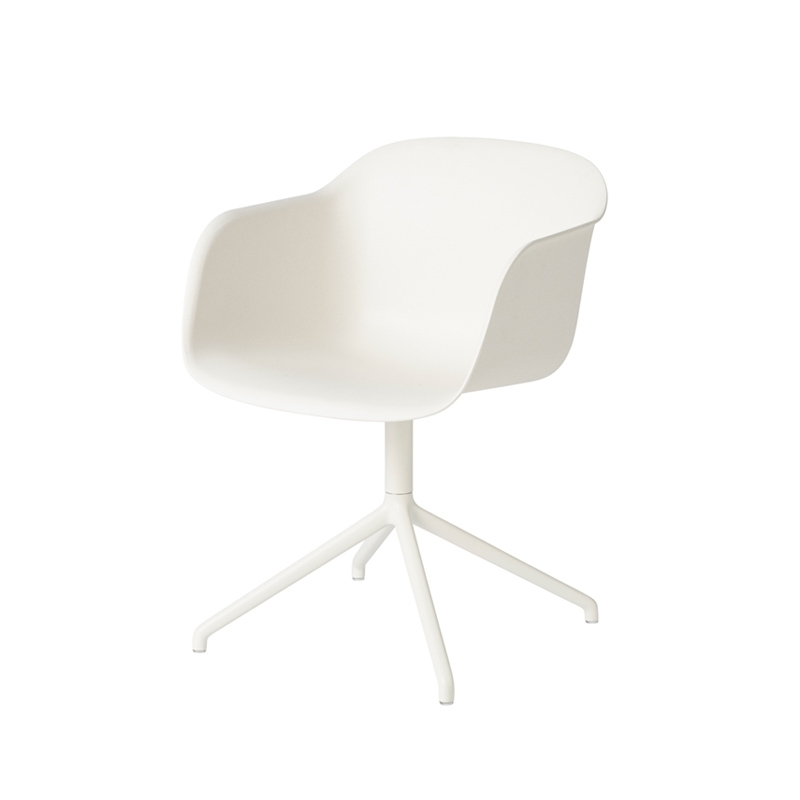 FIBER ARMCHAIR pied central