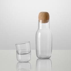 Carafe & verre Muuto Carafe CORKY