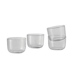 Carafe & verre Set de 4 verres CORKY MUUTO