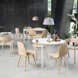 Table Muuto BASE TABLE Ø110