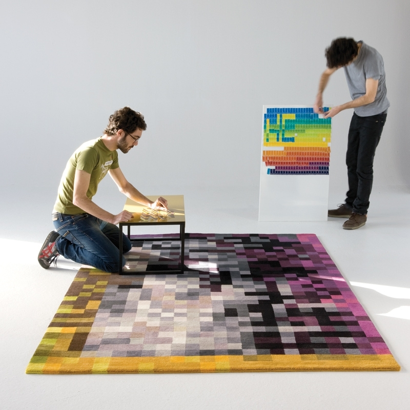 Tapis DIGIT 2 GM