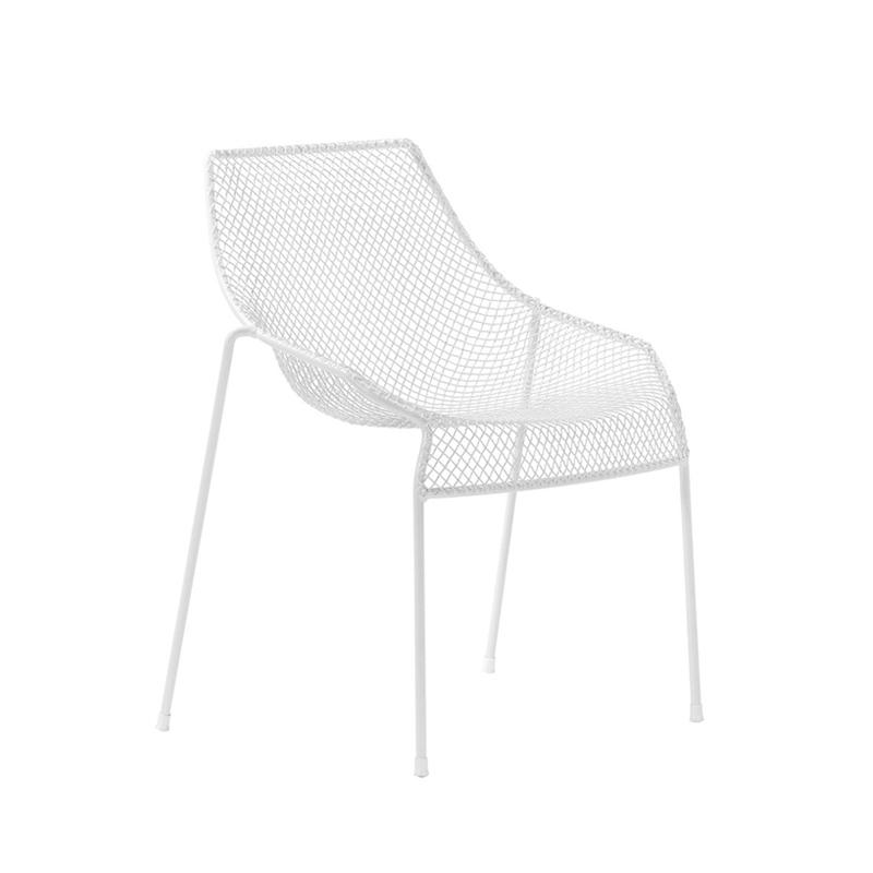 Chaise et petit fauteuil extérieur Emu Chaise HEAVEN