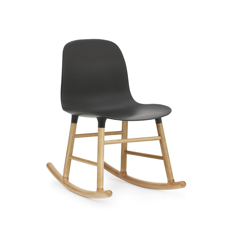 Fauteuil Normann copenhagen FORM ROCKING CHAIR