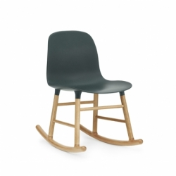Fauteuil FORM ROCKING CHAIR Normann Copenhagen