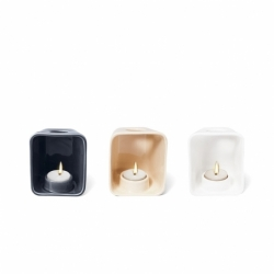 Photophore, bougeoir et bougie Petite friture Bougeoir CANDLE TORCH Small