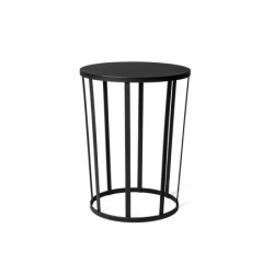 Table d'appoint guéridon Petite friture HOLLO