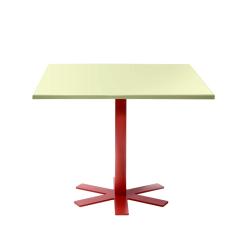 Table PARROT 90x90 PETITE FRITURE