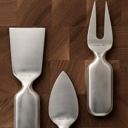 Accueil Serafino zani Set de 3 couteaux à fromage CINQUE STELLE