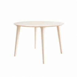 Table LAU ronde STUA