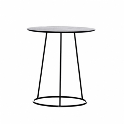 Table d'appoint guéridon BREEZE Ø 46 SWEDESE