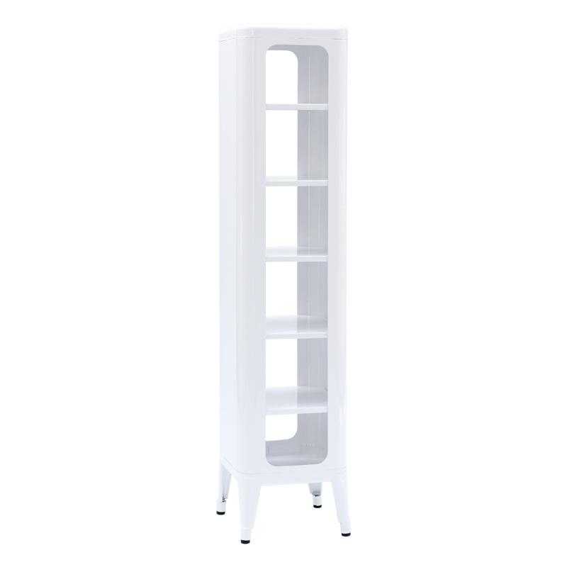 Meuble tabouret h133 meuble de rangement tolix silvera - Meuble tolix ...