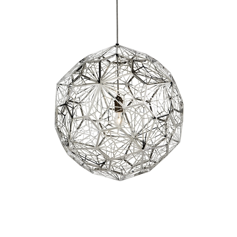 Suspension Tom dixon ETCH LIGHT WEB