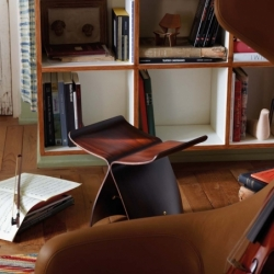 Tabouret Vitra BUTTERFLY STOOL