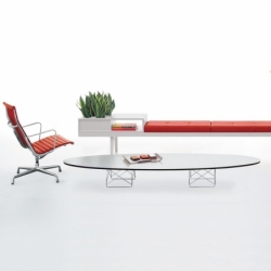 Table basse Vitra ELLIPTICAL TABLE