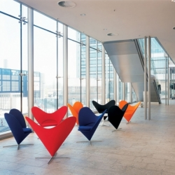 Fauteuil Vitra HEART CONE CHAIR