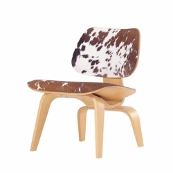 Fauteuil LCW Calf's Skin VITRA