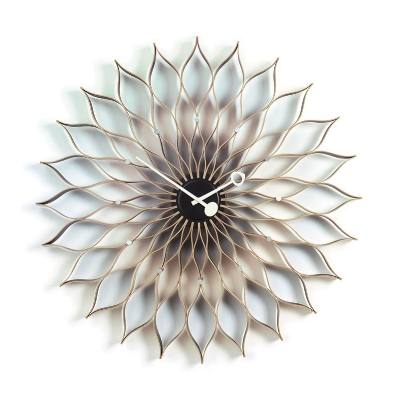 Horloge SUNFLOWER CLOCK