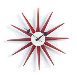 Horloge Horloge SUNBURST CLOCK VITRA