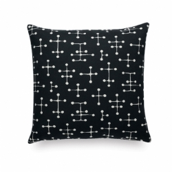 Coussin Vitra Coussin MAHARAM SMALL DOT PATTERN DOCUMENT REVERSE