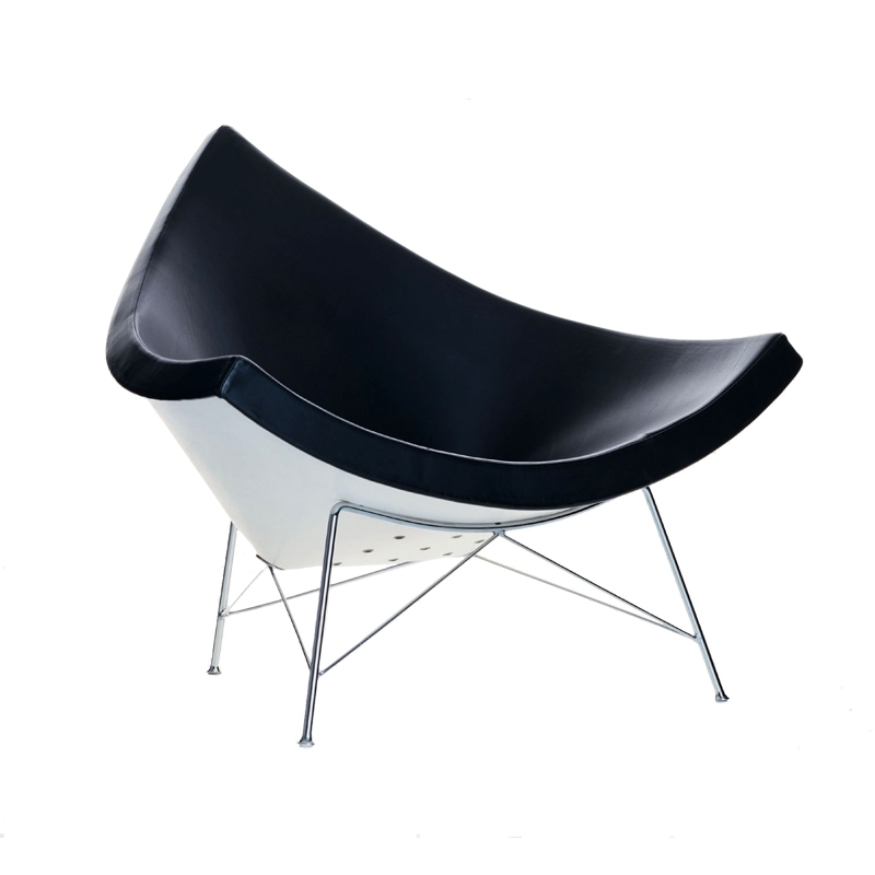 coconut chair fauteuil vitra silvera. Black Bedroom Furniture Sets. Home Design Ideas