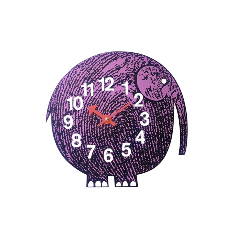 Horloge ZOO TIMER Elihu the Elephant